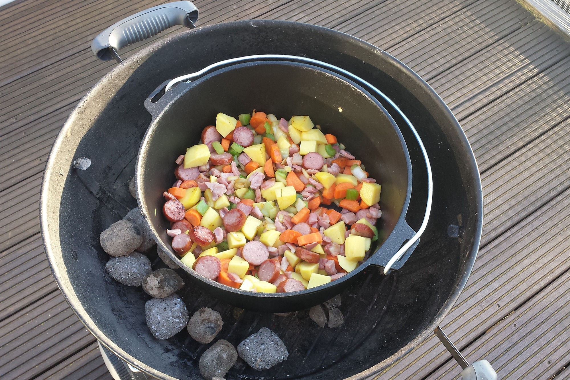 Dutch Oven Rezept